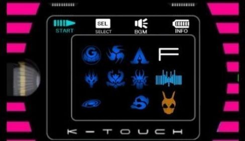 KTouch模拟器